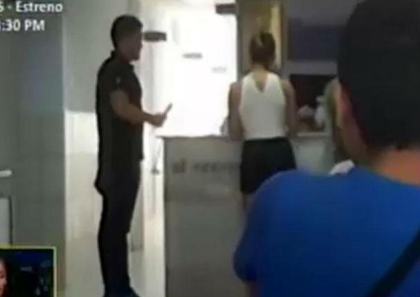 ¿Isabel Acevedo embarazada de Christian Domínguez?  (FOTOS )