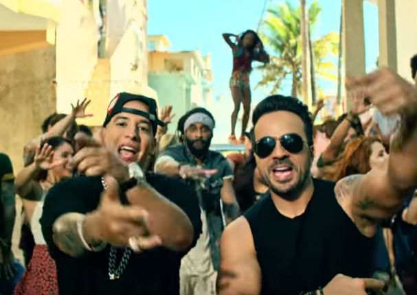 'Despacito': Primer tema en español que rompe récord  (VIDEO)