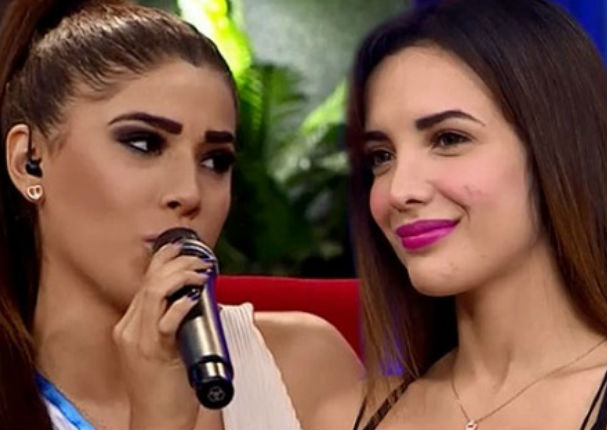 ¿Rosángela Espinoza y Yahaira Plasencia limaron asperezas? (VIDEO)