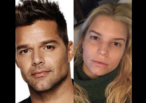 Ella es la 'melliza' de Ricky Martin, pocos la conocían (FOTO)