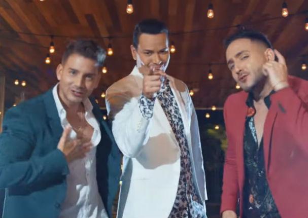 Victor Manuelle sufre por amor en estreno de 'Amigos Con Derecho' (VIDEO)