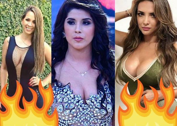 ¿Melissa Klug y Rosángela Espinoza se unen para minimizar a Yahaira Plasencia?