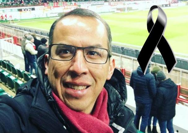 Daniel Peredo: Periodista deportivo falleció esta mañana