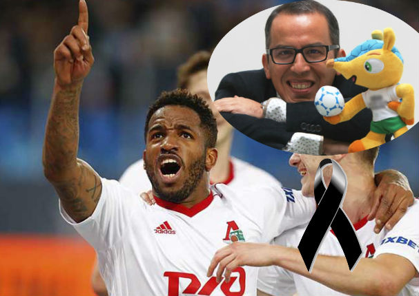Jefferson Farfán dedica emotivo mensaje a Daniel Peredo (VIDEO)