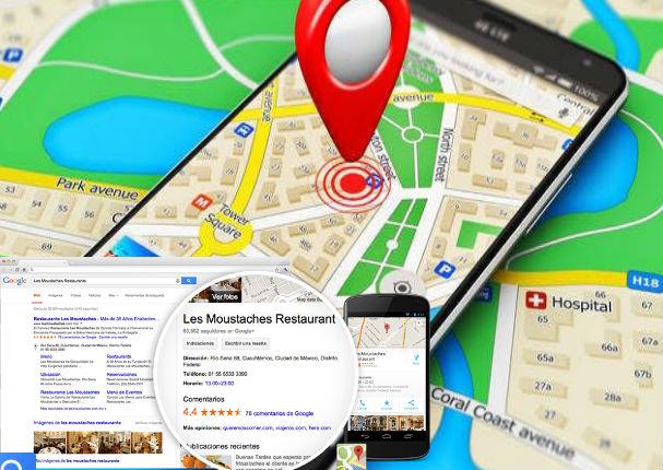 Negocio: Entérate cómo hacer que tu empresa aparezca en el buscador de Google Maps