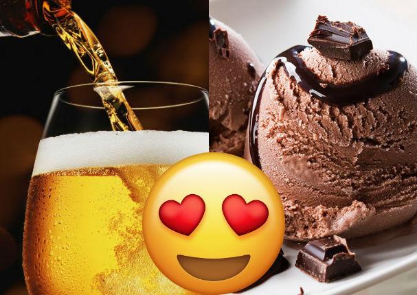 ¿Helado y Cerveza? Prepara esta deliciosa mezcla en solo 5 pasos