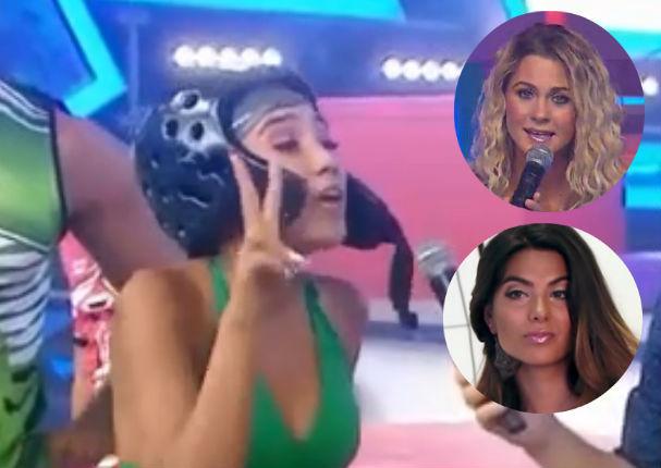 Hija de Melissa Klug desenmascara a compañeras de reality (VIDEO)