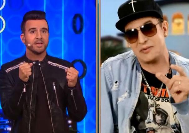 'Luis Fonsi' lanza nuevo tema y discute con 'Daddy Yankee' en vivo (VIDEO)