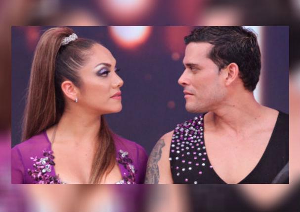Isabel Acevedo: Esto respondería la pareja de Christian Domínguez en el sillón rojo (VIDEO)