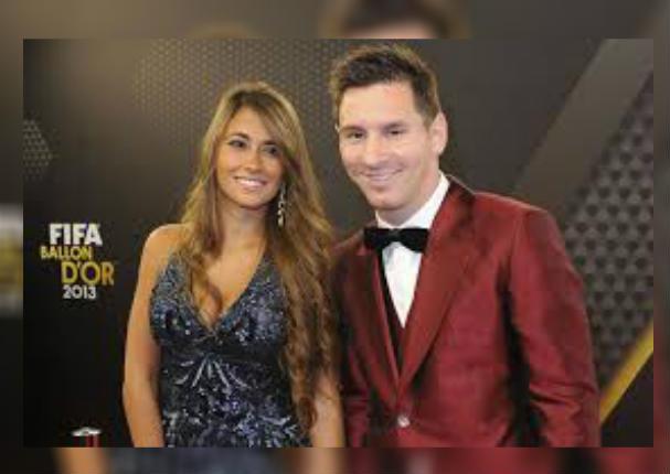 Instagram: Lionel Messi presentó a su tercer hijo junto a su esposa (FOTO)