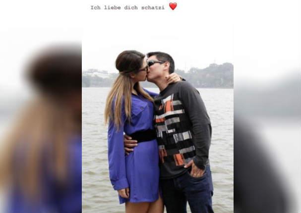 Renzo Costa: Conoce a Thais Hidalgo, el nuevo amor del empresario (FOTOS)