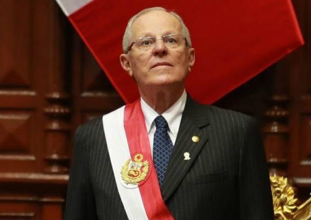 PPK renunció a la presidencia del Perú
