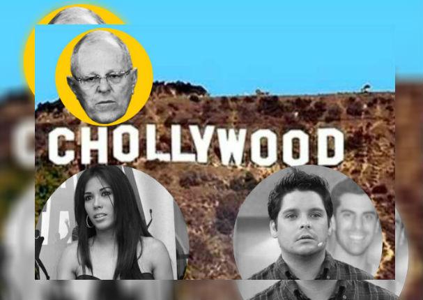 Chollywood se pronuncia por renuncia de PPK pero se comete un grave error