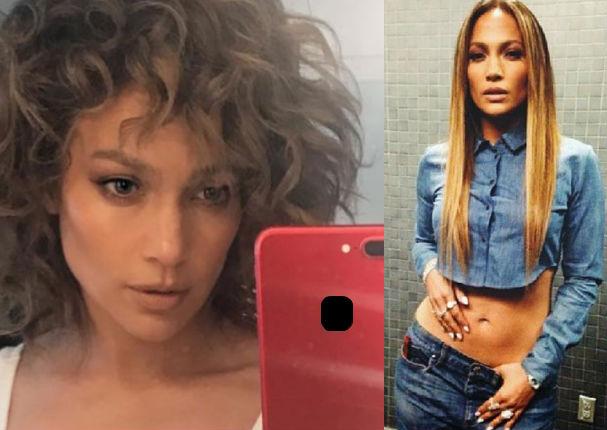 Instagram: Jennifer López muestra radical cambio de look (FOTO)