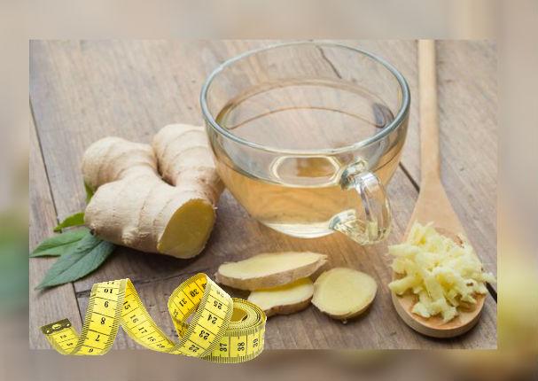 Jengibre: Con estas recetas eliminarás la grasa localizada