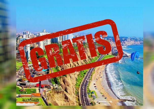 ¿Trabajas feriado? 5 lugares para pasear sin salir de Lima ¡Y gratis!