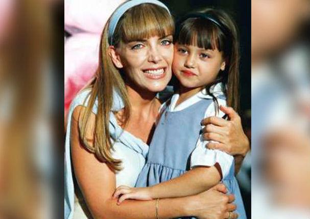 'Gotita de amor': 20 años después así luce 'Chabelita' (FOTOS)