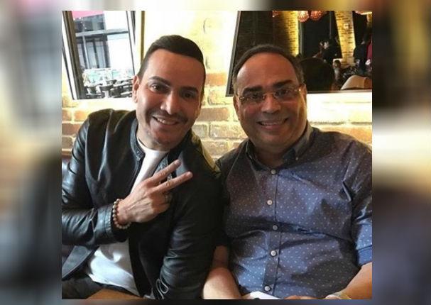 Victor Manuelle: Revela incómodo momento que vivió junto a Gilberto Santa Rosa