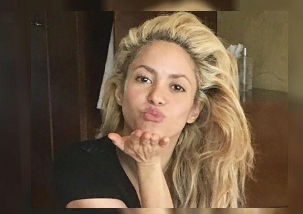 Shakira: Nueva foto sin maquillaje deslumbra a sus fans (FOTO)