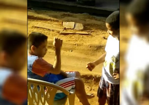 Youtube Viral: Planearon asesinato a un menor pero todo termina así (VIDEO)