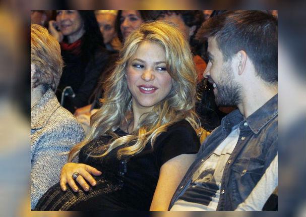 Shakira: ¿Recuerdas el sexy baile que realizó cuando estaba embarazada? (VIDEO)