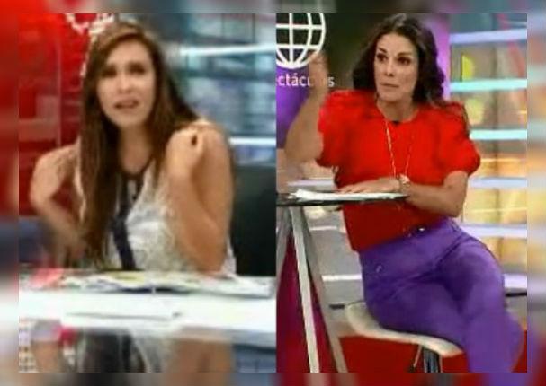 Rebeca Escribens: Verónica Linares le dice sus verdades en la cara tras 'difamarla'