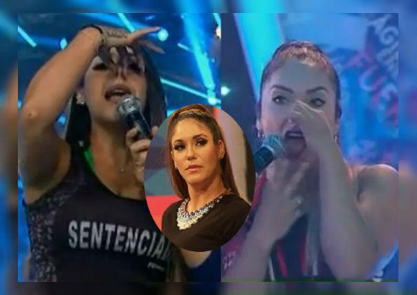 Isabel Acevedo y Dorita Orbegozo se burlan de Tilsa Lozano de la peor manera (VIDEO)