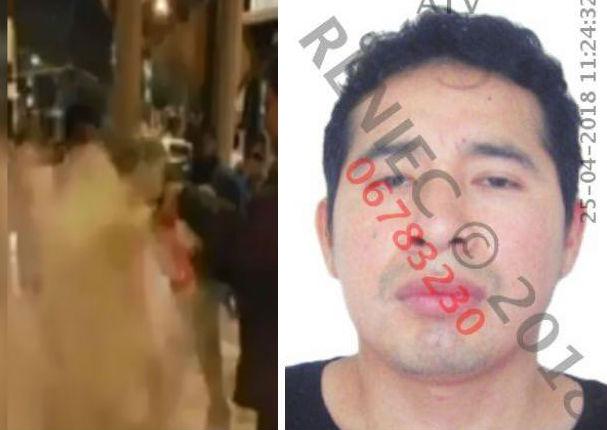 ¡Último minuto! Capturan a hombre que quemó a joven en bus (VIDEO)