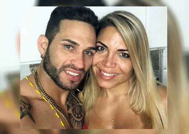 Anelhí Arias Barahona: Retoma su relación con cubano después de roche en vivo (VIDEO)