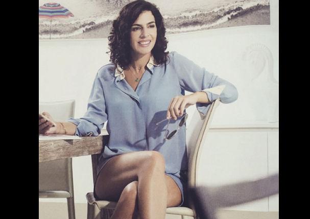 Gigi Mitre: Conoce a la guapa hermana de la conductora (FOTOS)