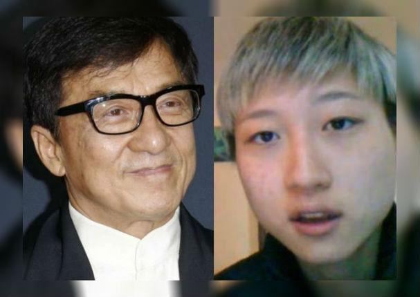 Hija de Jackie Chan culpa a sus padres de homofóbicos pero usuarios la critican (VIDEO)