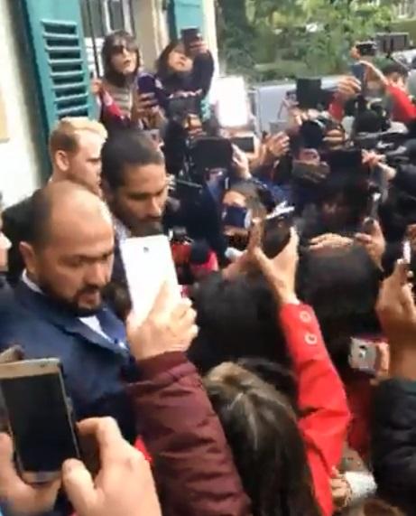 Paolo Guerrero y el fallo del TAS: Esto pasó a su salida de la audiencia