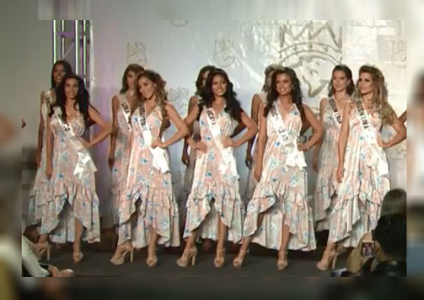 Miss Perú Mundo 2018: Conoce a las 15 bellas candidatas (VIDEO)
