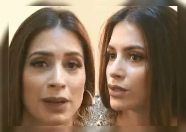 Milett Figueroa no aguanta más y pide disculpas públicas a la esposa de Lucho Cáceres