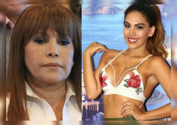 ¿Stephanie Valenzuela envió un fuerte mensaje a Magaly Medina tras su retiro de Latina?