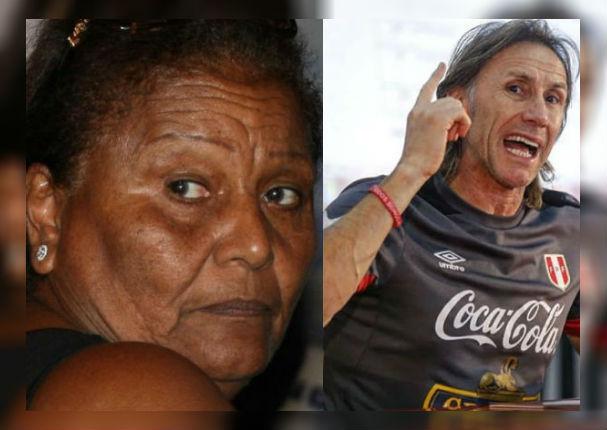 Ricardo Gareca respondió a Doña Peta tras fuertes declaraciones (VIDEO)