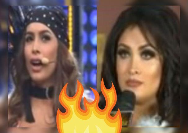 Milett Figueroa pierde los papeles por Michelle Soifer y se dicen de todo en vivo (VIDEO)