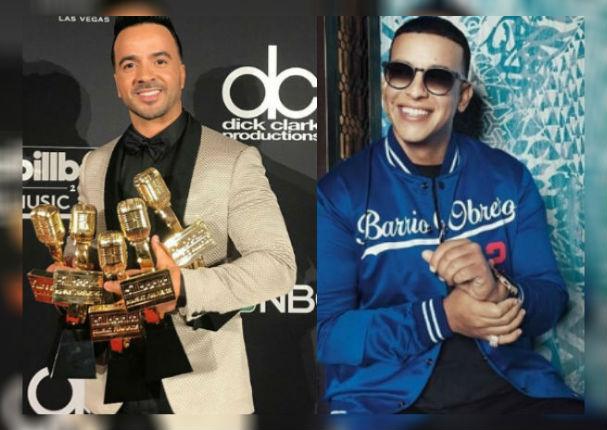 Billboard: Luis Fonsi envió mensaje a Daddy Yankee tras triunfo de 'Despacito' (FOTO)