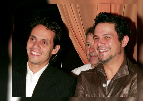 Alejandro Sanz y Marc Anthony: Este mensaje prueba la gran relación que ambos llevan (FOTO)