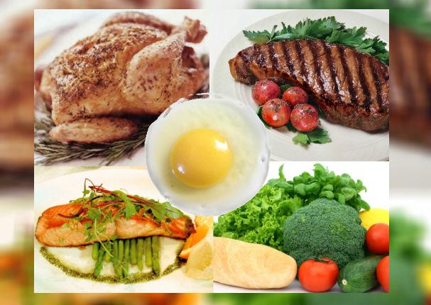 La Dieta de la Proteína: Bajarás de peso sin sentir hambre