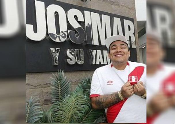 Josimar Y su Yambú: Este fue el curioso vestuario que usó en el estadio Nacional (VIDEO)
