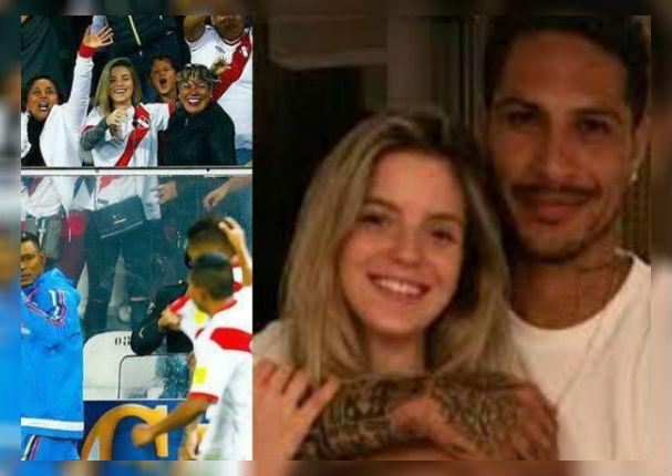 Thaísa Leal dedica emotiva publicación al saber que Paolo Guerrero va al mundial