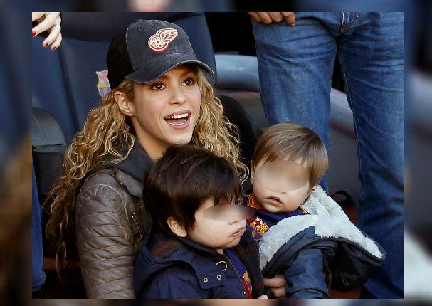 Shakira: Video de su hijo menor mostrando su habilidad para el tennis enternece a todos (VIDEO)