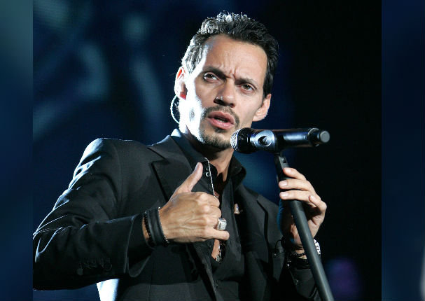 Marc Anthony - 'Aguanile'