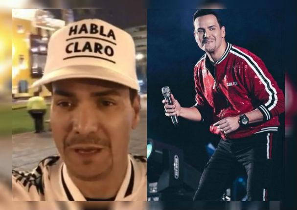 Victor Manuelle: Se escapa y visita Plaza de Armas antes de concierto en Perú (VIDEO)