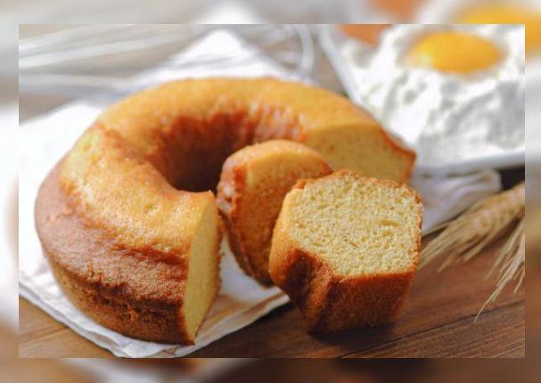 Receta: Prepara un delicioso Queque para tu familia