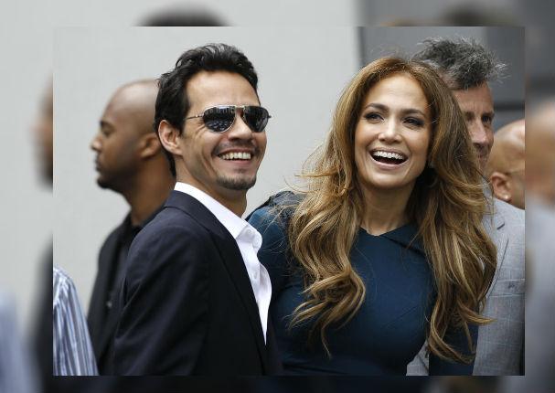 Instagram: Jennifer López y Marc Anthony juntos nuevamente por su hija (FOTO)