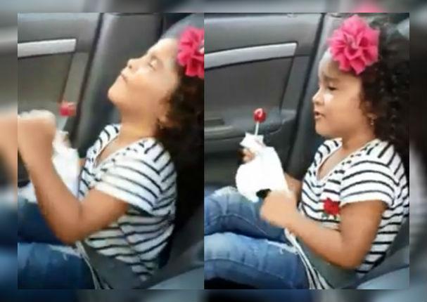 Facebook Viral: Niña canta salsa a todo pulmón y se vuelve viral (VIDEO)