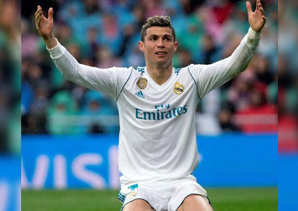 Cristiano Ronaldo aceptó 2 años de cárcel y pagará más de 10 millones de euros