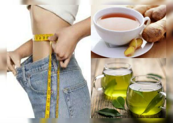 7 infusiones para acelerar tu metabolismo y adelgazar rápidamente